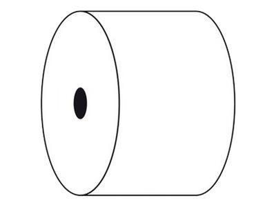 Exacompta - Bobines papier - 1 pli - Rouleau de 44 x 70 x 12 mm - par 10 ou par 50