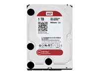 "DD Int SATA3 3.5"" 1TB WDC 5400rpm 64MB RED p/NAS"