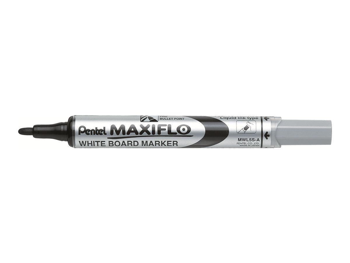 Pentel Maxiflo - Marqueur effaçable - 1.1 mm - différents coloris