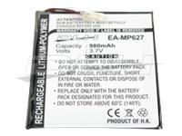 DLH batterie de lecteur - Li-pol