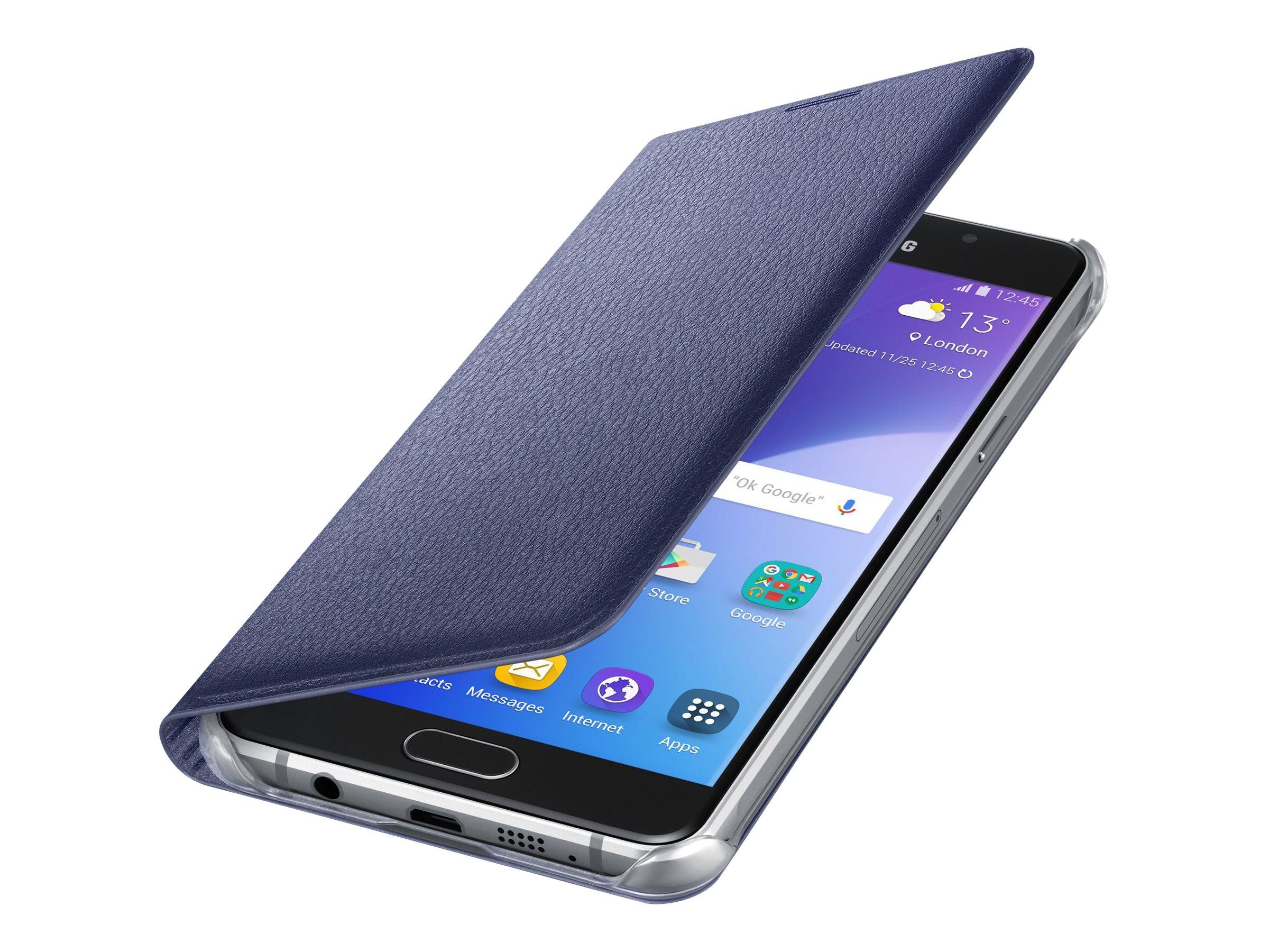 Samsung Flip Wallet EF-WA510PB protection à rabat pour téléphone portable