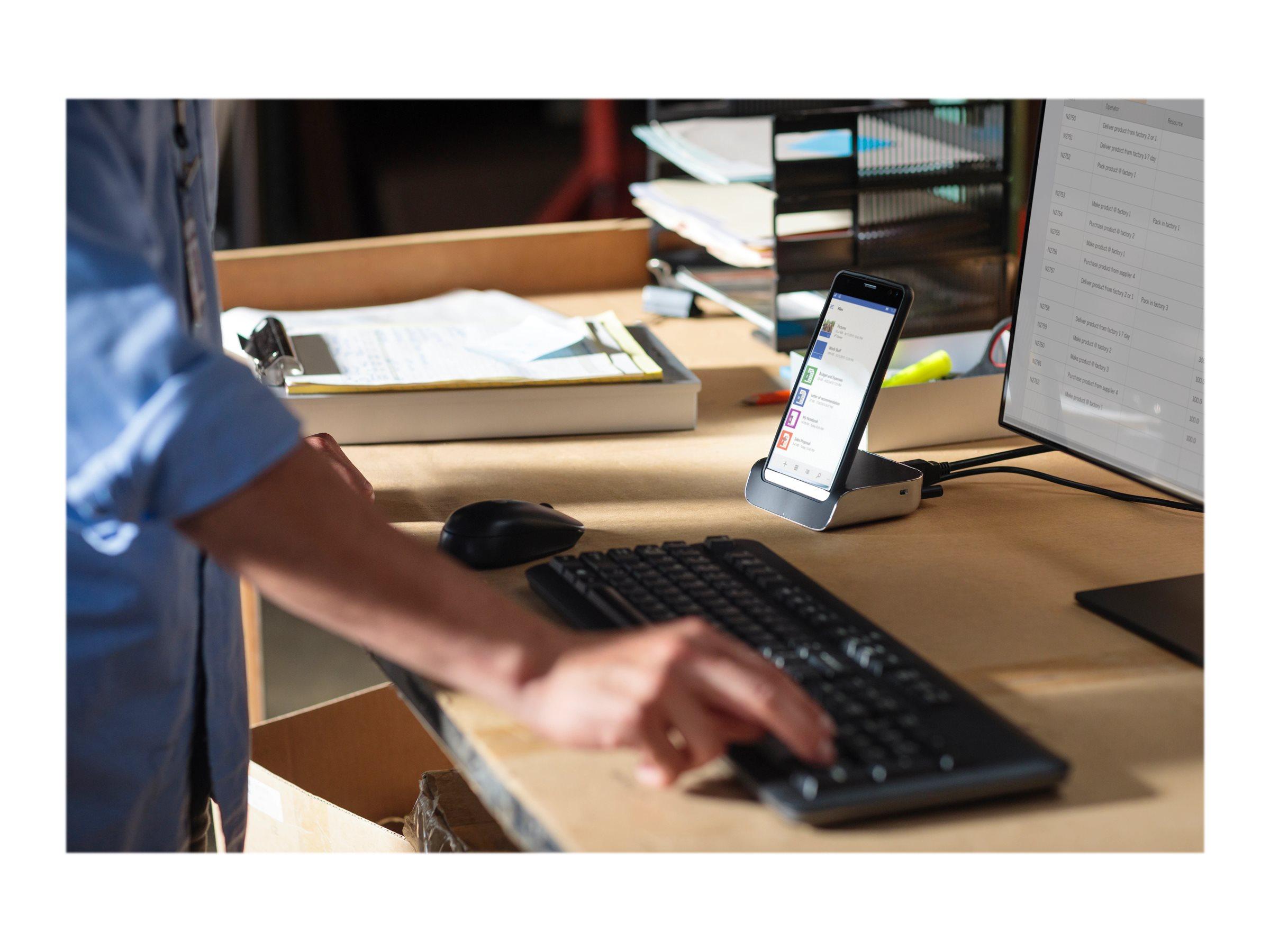 Image de HP Business Slim - Ensemble clavier et souris - sans fil - 2.4 GHz - promo - pour EliteDesk 705 G5, 800 G5; EliteOne 800 G5; ProDesk 600 G5; ProOne 400 G5, 440 G5, 600 G5
