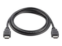 HP Standard Cable Kit - HDMI cable - HDMI (M) to HDMI (M) - 6 ft - for Desktop Pro A 300 G3; Elite Slice G2; EliteDesk 705 G5; ProOne 440 G5; Workstation Z1 G5