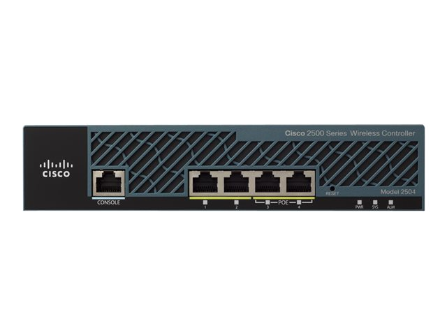 Cisco Systems 2504 Wls Ctrl W/ 5 Ap Lic I