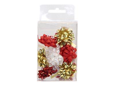 Clairefontaine - décoration pour papier cadeau - 12 unités
