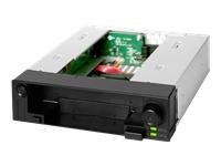 """Cremax ICY Dock DuoSwap MB971SP-B Hus til lagringsenhed 2.5"""", 3.5"""""""