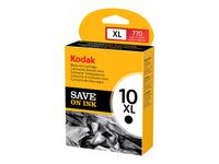 Kodak 10XL - Black - original - ink cartridge - for EasyShare 5100, 5300, 5500; ESP 3, 3250, 5, 5250