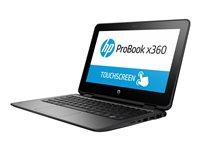 "HP ProBook x360 11 G2 - Education Edition - flip design - Core m3 7Y30 / 1 GHz - Win 10 Pro 64-bit - 4 GB RAM - 128 GB SSD TLC - 11.6"" touchscreen 1366 x 768 (HD) - HD Graphics 615 - Wi-Fi, Bluetooth - kbd: US"