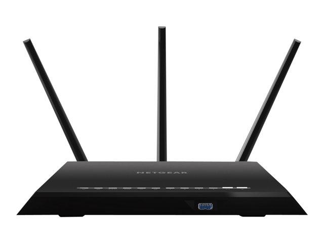 Image of NETGEAR R7000 - wireless router - 802.11a/b/g/n/ac - desktop