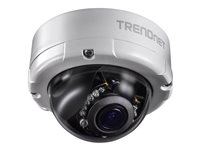 TRENDnet Indoor / Outdoor 4 MP Varifocal PoE IR Dome Network Camera