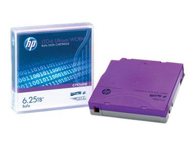 HPE - LTO Ultrium WORM x 1 - 2.5 TB - soportes de almacenamiento