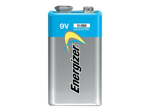 Energizer EcoAdvanced batterie - 9V - Alcaline