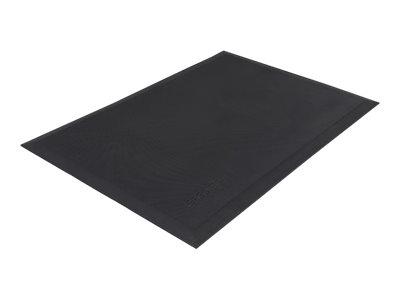 Ergotron Neo-Flex - Podlahová rohož - 91 cm x 61 cm - pravoúhlý - černá