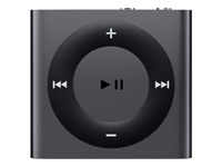 Apple iPod shuffle 4. generation digital afspiller 2 GB space grey