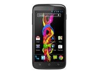 Archos 40d Titanium Téléphone intelligent Android double SIM 3G HSPA 4 Go microSDXC fente GSM 4 800 x 480 pixels TFT 2 MP caméra avant 03 MP Android