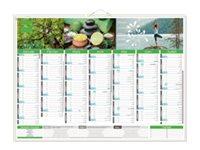 CBG Zen - bank calendar