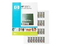 HP SDLT I Bar Code Label Pack