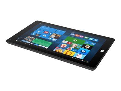 "Ematic EWT935DK - Tablet - with detachable keyboard - Atom 1.3 GHz - Windows 10 - 1 GB RAM - 32 GB SSD - 8.95"" touchscreen 1024 x 600"