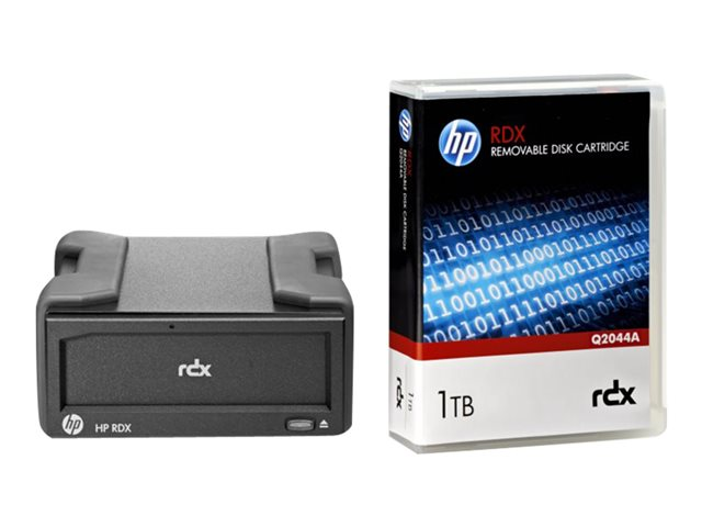B7b69a Hpe Rdx Removable Disk Backup System Rdx Drive