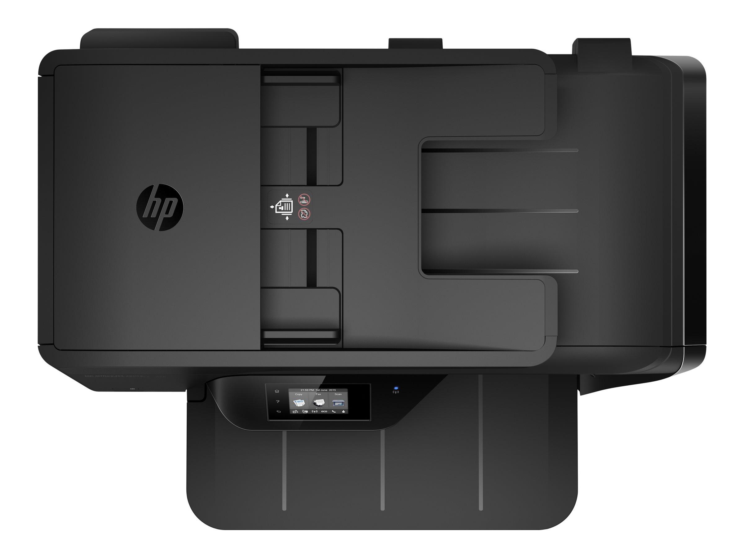 hp officejet 7510 wide format all in one imprimante multifonctions couleur imprimantes jet. Black Bedroom Furniture Sets. Home Design Ideas