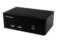 StarTech.com switch KVM SV231DVGAU2A