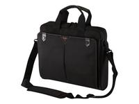 """Targus Classic+ Toploading Case Bæretaske til notebook 15.6"""" sort"""
