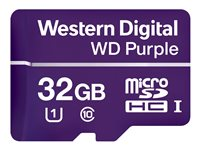 WD Purple WDD032G1P0A - Flash memory card - 32 GB