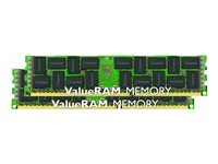 KINGSTON, Valueram/8GB 1600MHz DDR3 CL11 DIMM Kx2