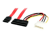 StarTech.com SATA Serial ATA Data and Power Combo Cable