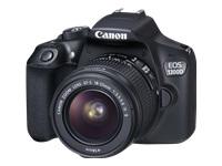 Canon EOS 1300D - appareil photo numérique objectif EF-S 18-55 mm IS II