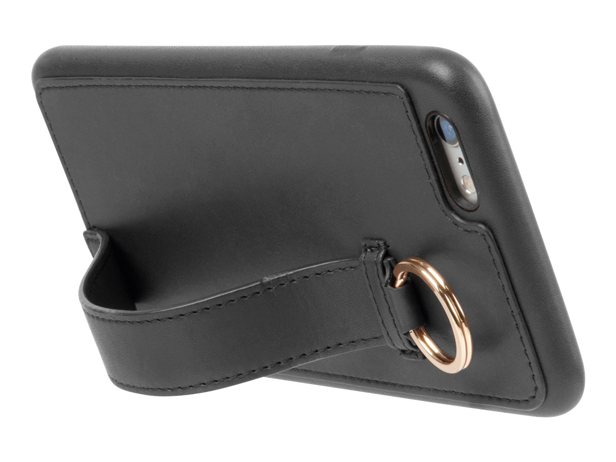 MUVIT LIFE Ring - Coque de protection pour iPhone 6 Plus, 6s Plus - noir