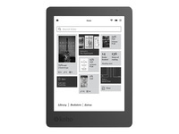 "Kobo Aura eBook læser 4 GB 6"" monokrom E Ink (1024 x 758) touch screen"