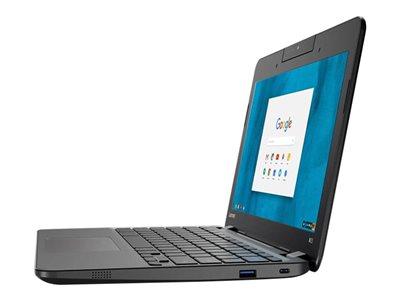 "Lenovo N23 Chromebook 80YS - Celeron N3060 / 1.6 GHz - Chrome OS - 4 GB RAM - 32 GB eMMC - 11.6"" IPS touchscreen 1366 x 768 (HD) - HD Graphics 400 - Wi-Fi, Bluetooth"