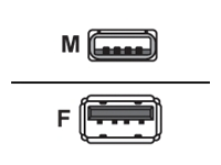 MCL Samar Cables et cordons réseaux MC922AMF-3M/N