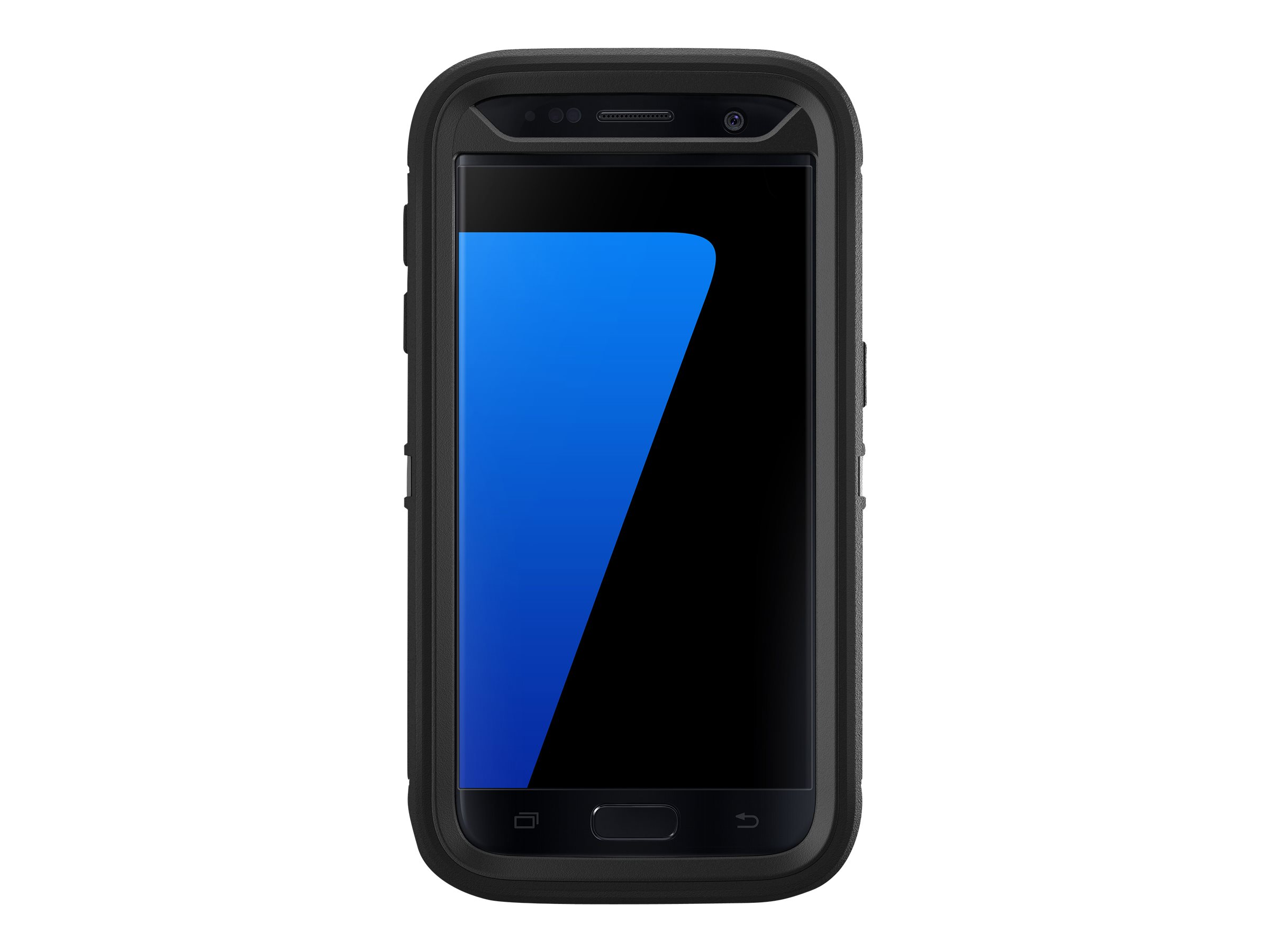Otterbox Defender series - Boîtier de protection - pour Samsung Galaxy S7 - noir