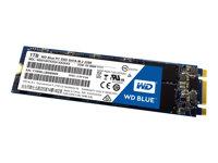 WD, SSD Blue 1TB M.2 2280 SATA Gen 3