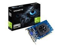 Gigabyte GV-N710D5-1GI Grafikkort GF GT 710 1 GB GDDR5 PCIe 2.0 x8