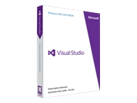 Microsoft Visual Studio Premium 2012 with MSDN