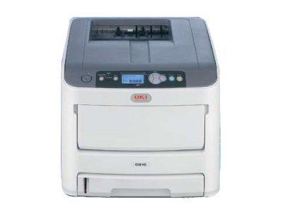 Image of OKI C610dn - printer - colour - LED