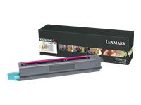 Lexmark Cartouches toner laser X925H2MG