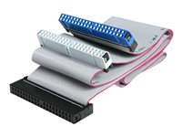 StarTech.com 18in Dual Drive Ultra ATA IDE Hard Drive Cable