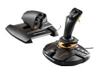 ThrustMaster T.16000M FCS Hotas Joystick og speeder kabling for PC