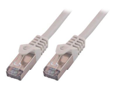 MCL Samar câble de réseau - 2 m - gris