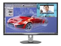 """Philips Brilliance BDM3270QP - écran LED - 32"""""""