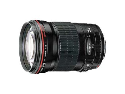 Canon EF - Telefoto čočky - 135 mm - f/2.0 L USM - Canon EF - pro EOS 1000, 1D, 50, 500, 5D, 7D, Kiss F, Kiss X2, Kiss X3, Rebel T1i, Rebel XS, Rebel XSi