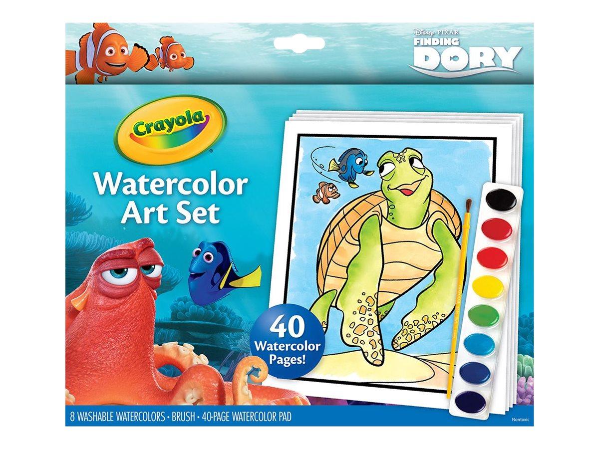 Crayola Finding Dory - peinture