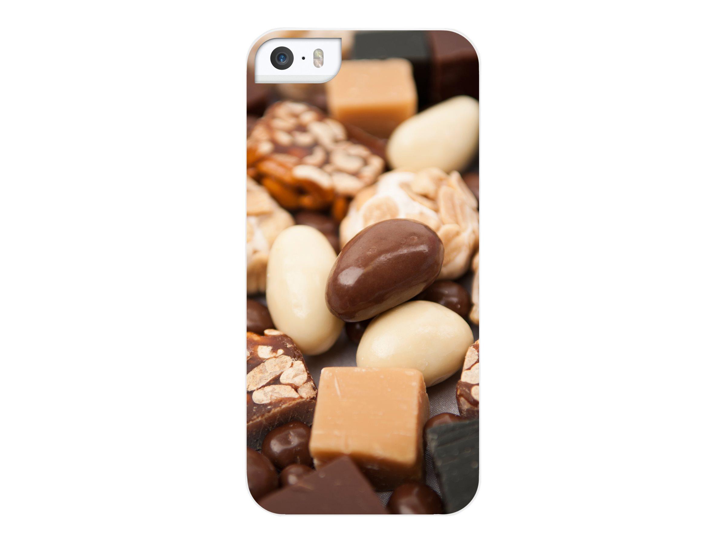 Muvit Chocolate Nougat Case coque de protection pour téléphone portable