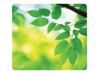 Fellowes Recycled Mouse Pad Leaves