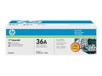 HP Cartouches Laser CB436AD