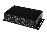 StarTech.com 8 Port USB to DB9 RS232 Serial Adapter Hub